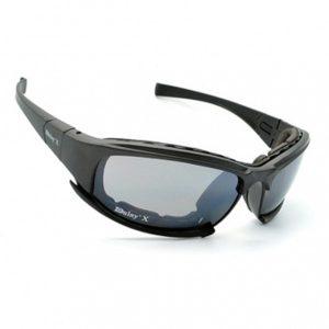 Тактические очки Daisy X7 4 стекла