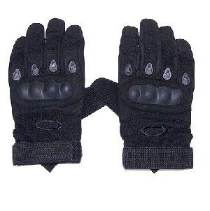 Тактические перчатки Oakley, чёрные