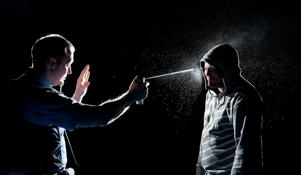 Самооборона как контрмера насилию