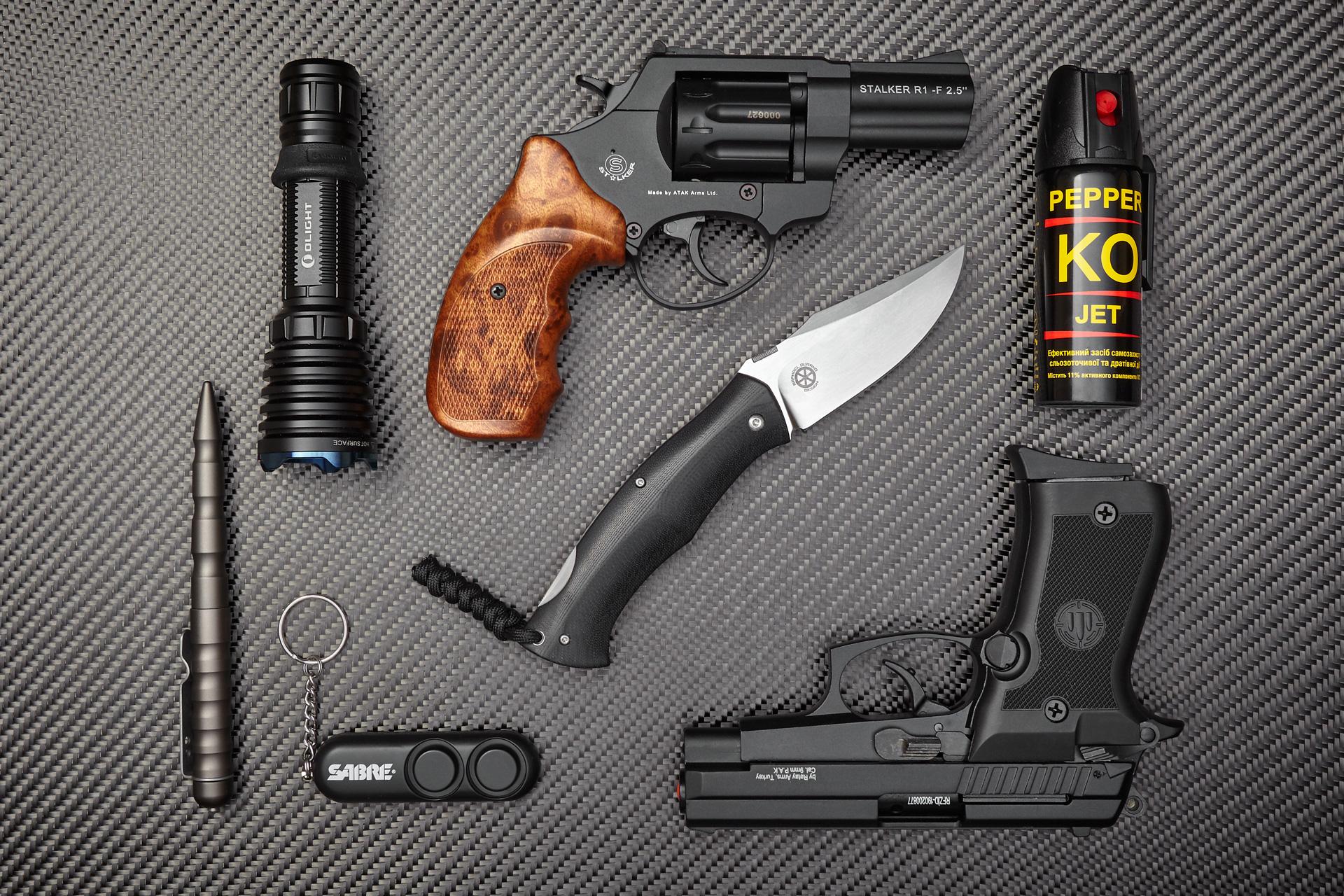 Законная самозащита: средства, которые можно применять для самообороны