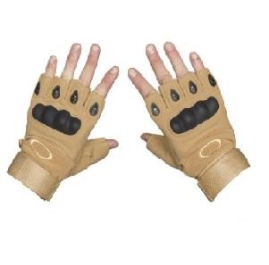 Беспалые перчатки Окли койот
