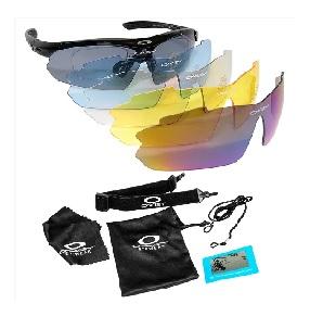 Тактические очки OAKEY 5 стекол фото