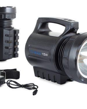 Аккумуляторный фонарик TD-6000 15W
