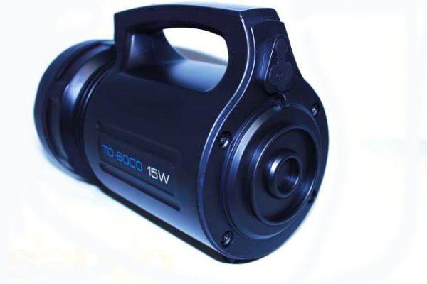 Аккумуляторный фонарь TD-6000 30W