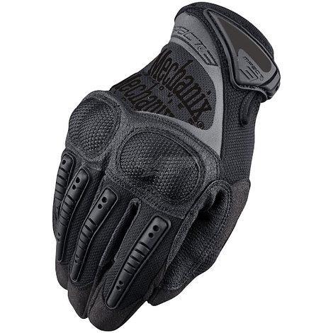 Тактические перчатки Mechanix M-Pact с кастетом