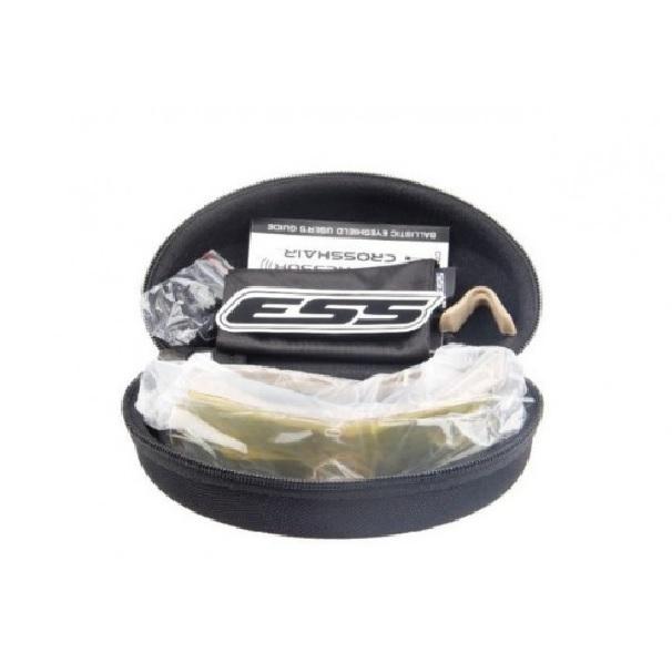 Тактические очки ESS Crossbow 5 линз